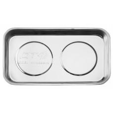 Тарелка магнитная для крепежа прямоугольная 136*237 мм (Дело техники)