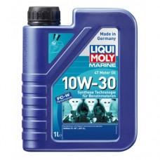 25022 LiquiMoly НС-синт. мот.масло д/водн.техн. Marine 4T Motor Oil 10W-30  (1л)