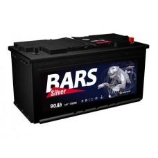 "Аккумулятор ""Bars Silver""  90Ah/720 прав.+ /353*175*190/"