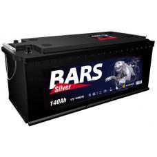 "Аккумулятор ""Bars Silver"" 140Ah/890 прав.+ конус (залитый) /513*182*240/"