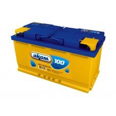 Аккумулятор Аком 100Ah/850 лев.+ /353*177*190/