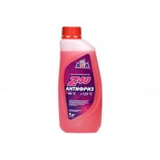 Антифриз AGA Z40 (-40) красный   1 кг