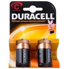 Батарейка C LR14 Duracell (2шт)