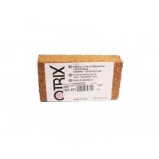 Брусок шлифовальный пробковый 115х60x25мм (OTRIX)