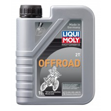 3065 LiquiMoly П/с.мот.масло д/2-т. двиг. Motorbike 2T Offroad   (1л)