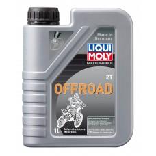 3065 LiquiMoly П/с.мот.масло д/2-т. двиг. Motorbike 2T Offroad   (1л)