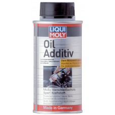 3901 LiquiMoly Антифрикц.присадка с дисульфидом молибдена в мот.масло Oil Additiv (0,125л)