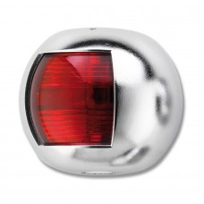 L5879530 Огонь навигац.Orsa Minore красный (хром)