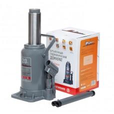Домкрат бутылочный 20т S (MIN - 235 мм, MAX - 440 мм) (AJ-B-20S)
