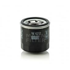 Фильтр MANN-FILTER W67/2