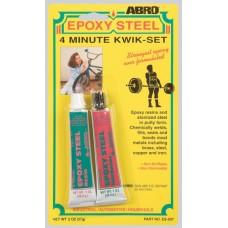Клей эпоксидный 2-х компонентный (ABRO) ES-507 57г
