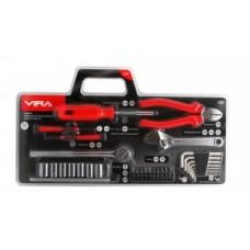 Набор слесарно-монтажного инструмента Vira 31 предмет