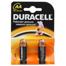 Батарейка AA LR6 Duracell (4шт)