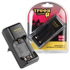 Зарядное устройство для АА, ААА компактное (ТРОФИ) TR-920