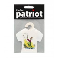 "Ароматизатор подвесной ""Patriot"" Рыбалка арбуз (AZARD)"
