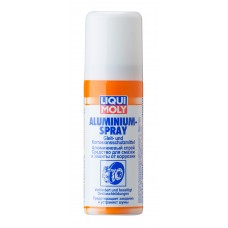 7560 LiquiMoly Алюминиевый спрей Aluminium-Spray (0,05л)