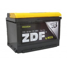 Аккумулятор  ZDF  Premium  65 R