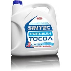 Антифриз SINTEC Тосол ОЖ (-40)  3 кг