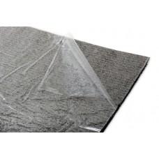 Шумоизоляция (звуко) STP Акцент 10 ЛМ КС (эласт. ППЭ, лицевая пленка, фольга, 10 мм) лист 0,75 кв.м
