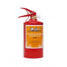 Огнетушитель порошковый ОП1 (AO-OP1)