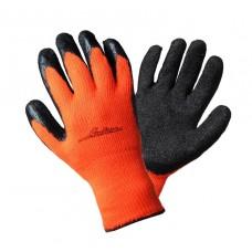 Перчатки утепленные с латексным покрытием (AWG-W-05)