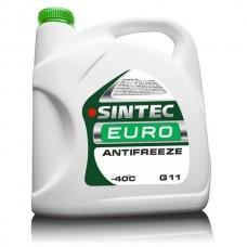 Антифриз Sintec - 40 Euro (зелёный) 5л