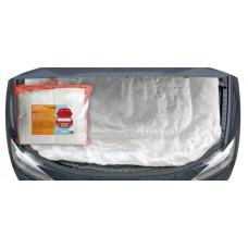 Утеплитель для двигателя,стеклоткань,цвет белый,140*90см (ACC-02)