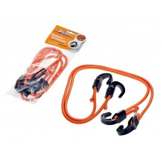 Набор резинок 2 шт. 80 см, D-8 мм (пластиковые крючки) (AS-R-03)