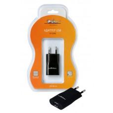 Адаптер USB 1A 220В (ACH-WC-09)