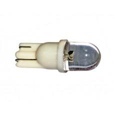 Автолампа светодиод А 12V 5W белая, б/ц  W5W (W2,1*9,5d) Nord Yada