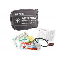 Автонабор первой помощи нового образца (сумка) (Регион)