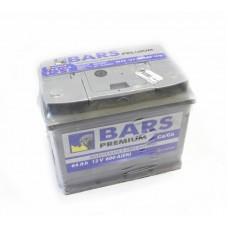 "Аккумулятор ""Bars Premium""  64Ah/600 прав.+ /242*175*190/"
