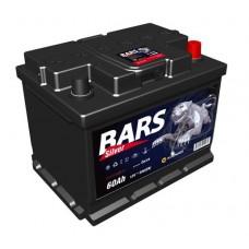 "Аккумулятор ""Bars Silver""  60Ah/500 прав.+ (низкий) /242*175*175/"