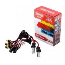 Лампа ксенон H3 5000K АМР 9-32V 35W 2шт. (SKYWAY)