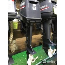 Лодочный мотор Yamaha 8FMHS