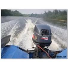 Двухтактный лодочны мотор Yamaha E40XWS серии Enduro