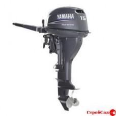 Четырёхтактный лодочный мотор Yamaha F15CMHS