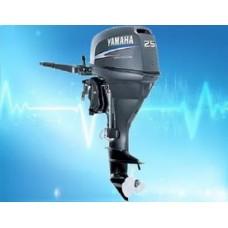 Четырёхтактный Лодочный мотор Yamaha F25DMHS