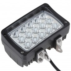 Прожектор рабочего света 45W EPSTAR 15X3W 10-30V 6000K 420x440x54 30+60 degree IP67