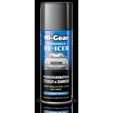 Размораживатель стекол и замков (Hi-Gear) HG5632 520мл