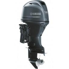 Четырёхтактный Лодочный мотор Yamaha F50HETL