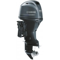 Четырёхтактный Лодочный мотор Yamaha F60FETL