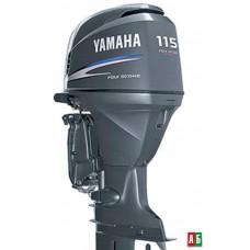 Четырёхтактный Лодочный мотор Yamaha F115BETL