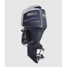 Четырёхтактный Лодочный мотор Yamaha F150AETL