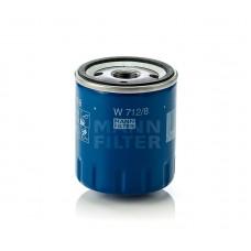 Фильтр MANN-FILTER W 712/8 (10)  (W 815) (W 815 x) (W 815/1) (10130190/210916/0014905/6, ГЕРМАНИЯ )