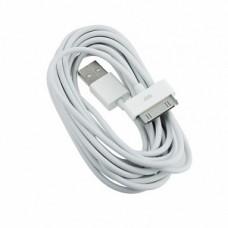 Зарядный дата-кабель для IPhone 4 (Орион)