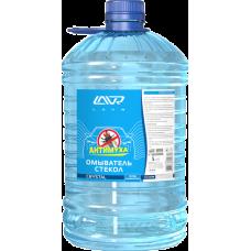 Жидкость бачка омывателя Crystal (LAVR) 5 л Антимуха