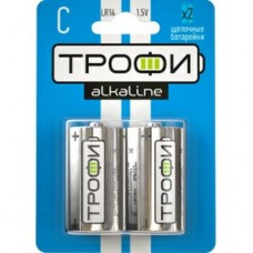 Батарейка LR14 (ТРОФИ) (2шт)