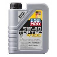 7500 LiquiMoly НС-синт. мот.масло Top Tec 4100 5W-40 SN/CF. A3/B3/C3 (1л)