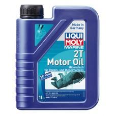 25019 LiquiMoly Мин.мот.масло д/водн. техн. Marine 2T Motor Oil (1л)